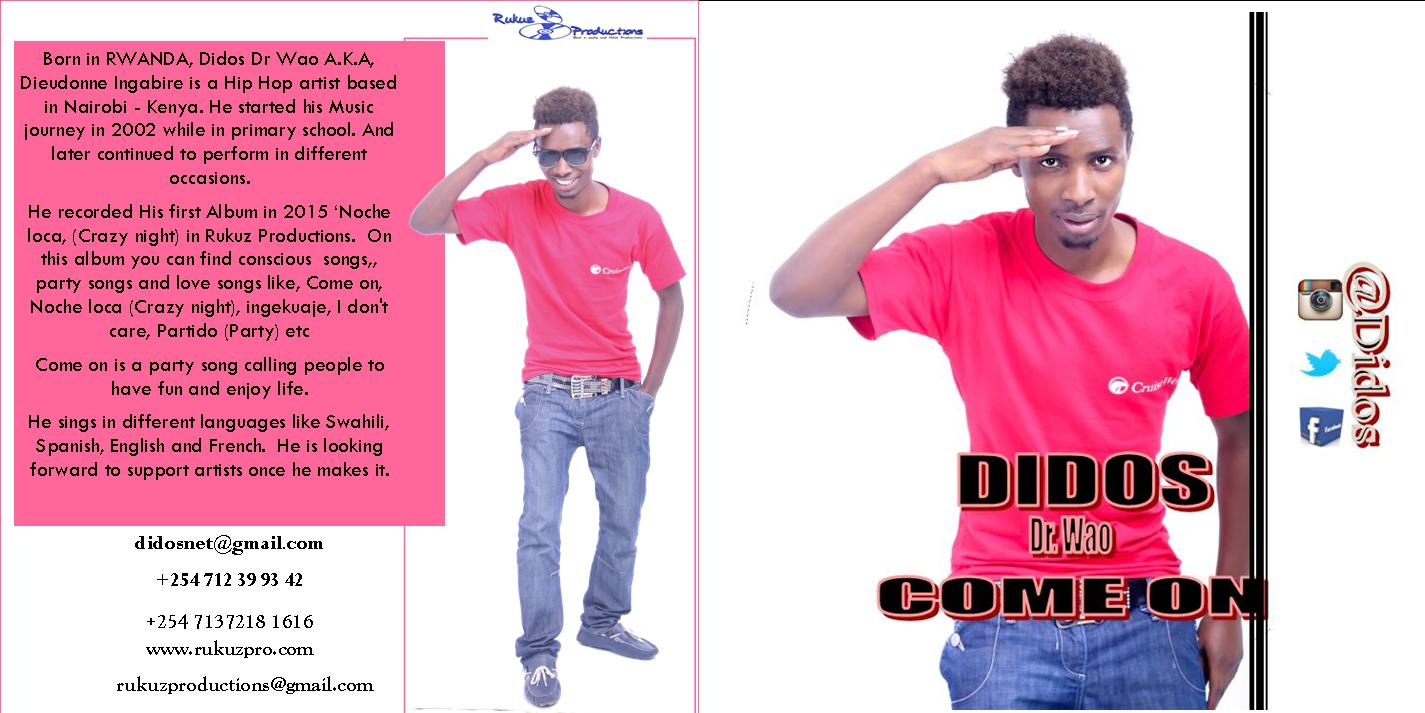Didos front cover